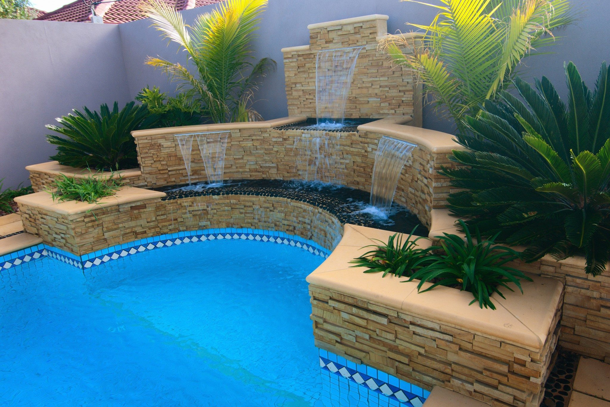 Gallery peressin pools for Landscape architect jobs adelaide