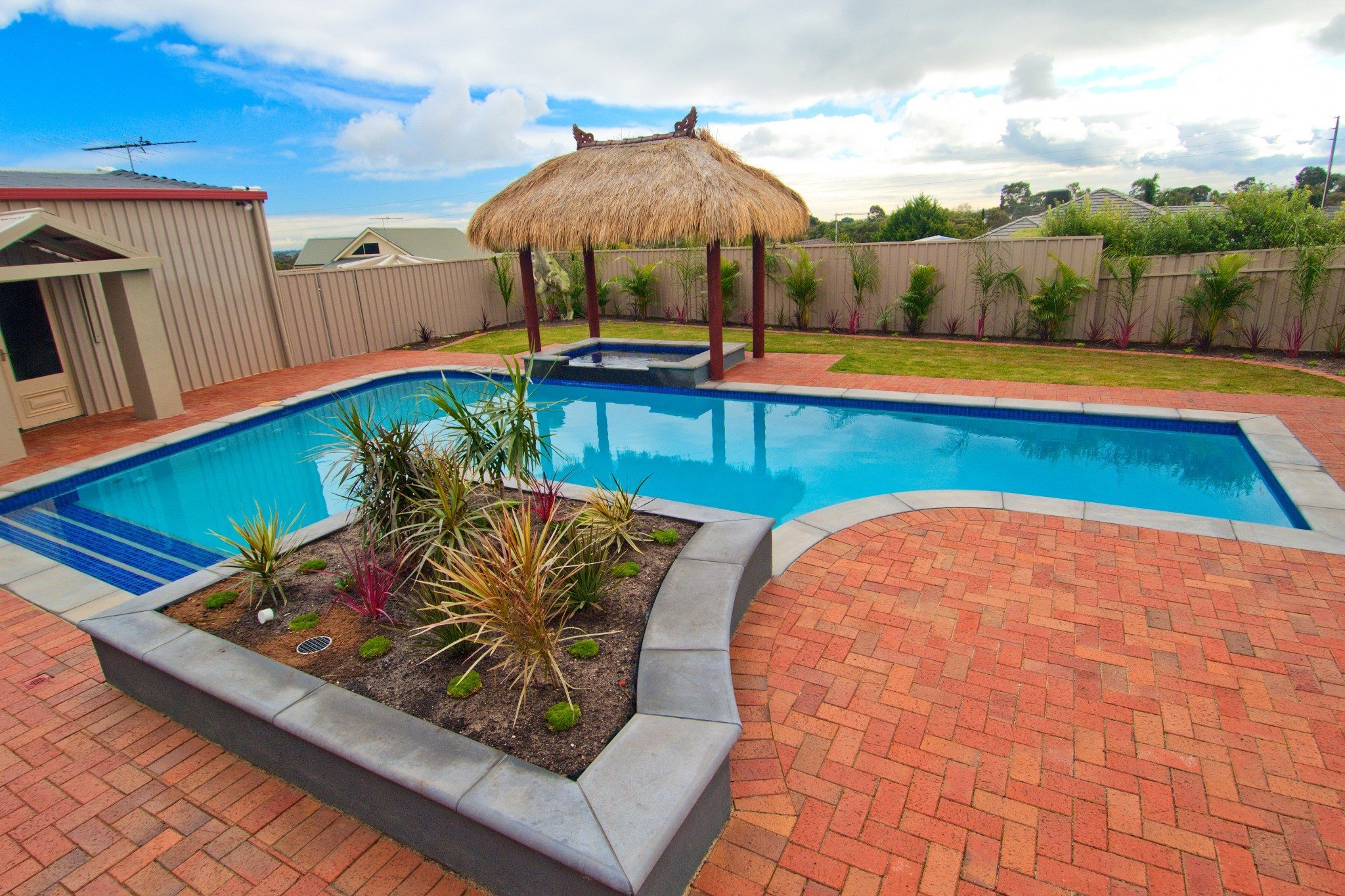 Concrete Swimming Pool Adelaide